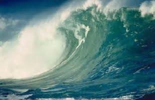 maremoto mare