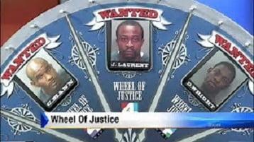 latitanti da arrestare si scelgono sulla ruota della fortuna