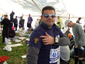 Otto anni fa la mia prima maratona a New York