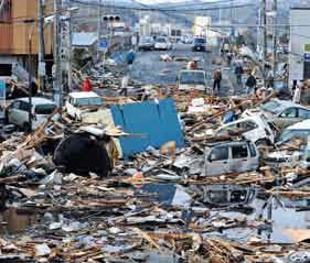 In Giappone rischio nucleare dopo il terremoto