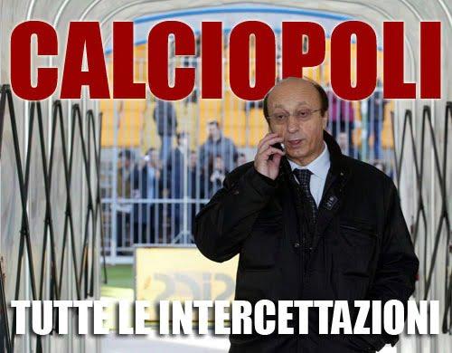 Calciopoli e la violata verginità dell'Inter