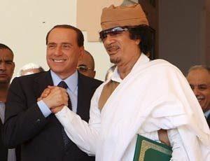 gheddafi rais libia