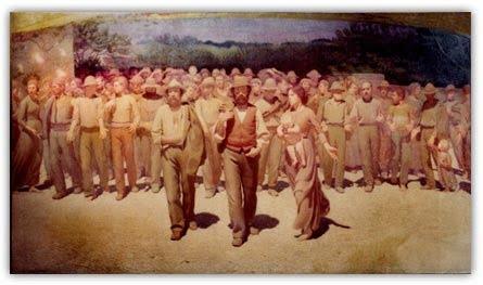 Calci del governo ai lavoratori