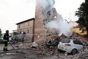 gesti concreti per aiutare i terremotati dell'Emilia-Romagna