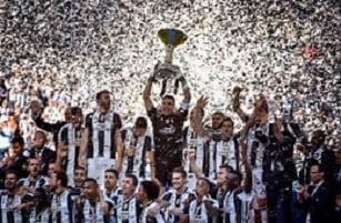 la Juventus si è laureata campione d'Italia
