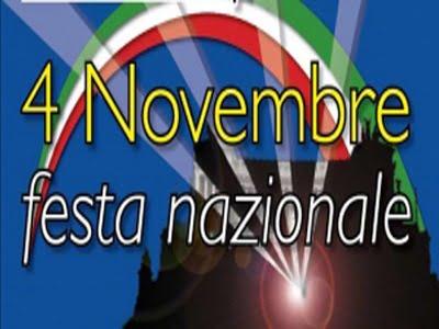 L'importanza di ricordare il 4 novembre