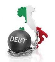 Nonostante gli sforzi degli onesti il debito aumenta