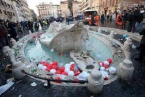 Rimuovere comitato per l'ordine che ha fatto devastare Roma