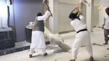 gli islamici vogliono distruggere la civiltà