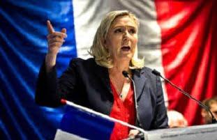 le pen francia front national