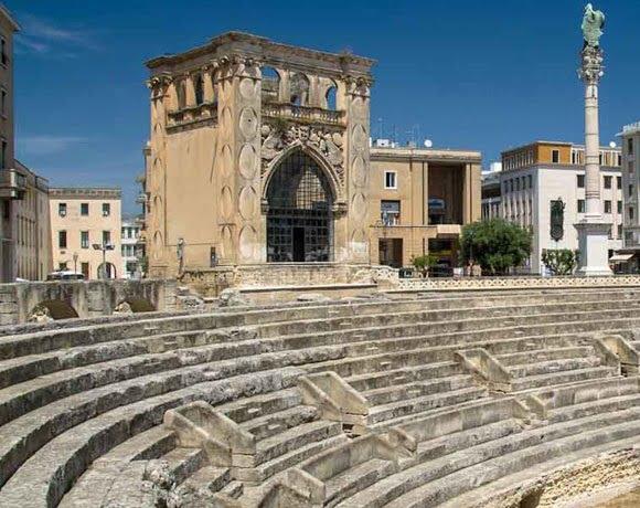 Lecce città del libro e di cultura