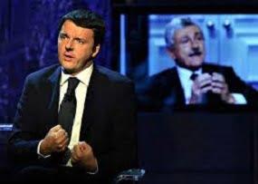 Renzi e D'Alema e la sindrome di Tafazzi e Sansone