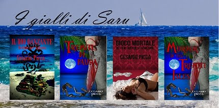 I gialli di Saru in regalo su Smashwords