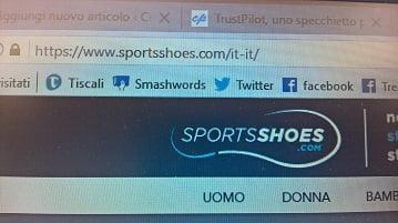 SportsShoes.com è un'azienda poco seria