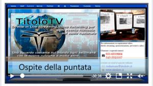 L'intervista su TitoloTv