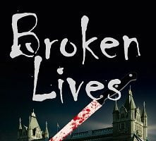 Broken Lives psychological thriller dedicated to victims of abuse