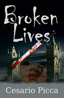 Broken Lives psychological thriller dedicated to victims