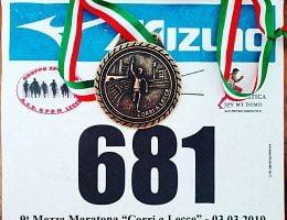 A Lecce maratona e mezza maratona a rischio