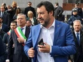 Salvini non risolve problemi
