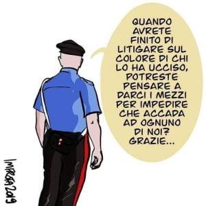 l'omicidio del carabiniere Mario Cerciello