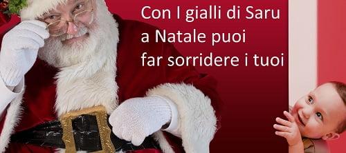 Saru dà magia alle festività natalizie