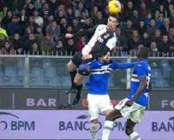 Ronaldo in volo è una magia